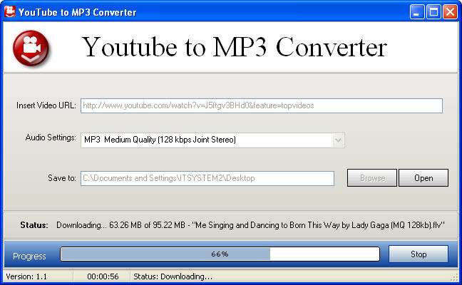 Converter MP3 - FreeRIP MP3 Converter