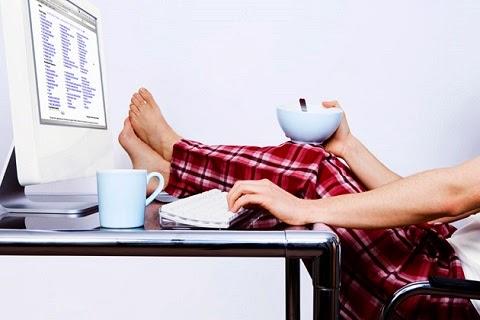 5 riscos de levar trabalho para casa