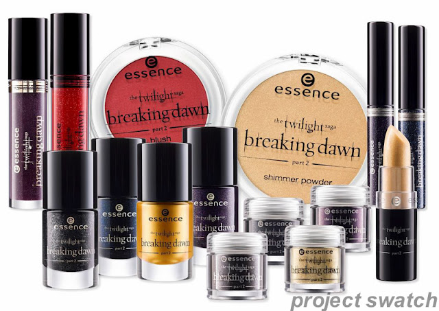 Essence Twilight Breaking Dawn Collection