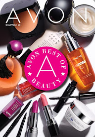 Shop my Avon eStore Brochure