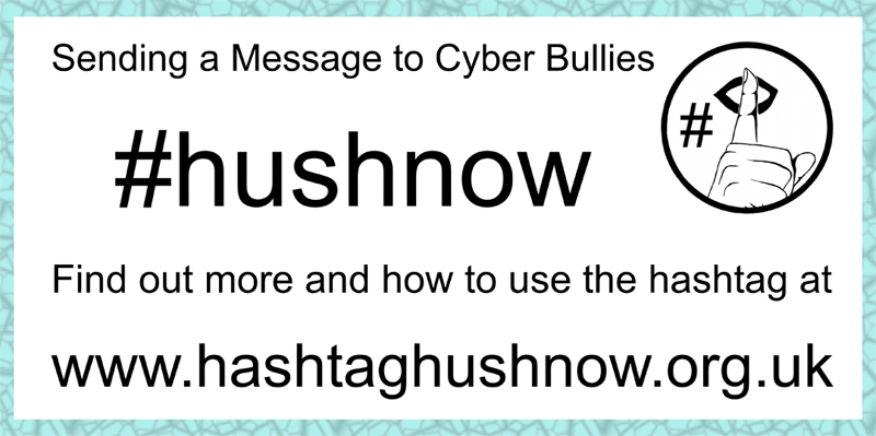 Supporting #hushnow