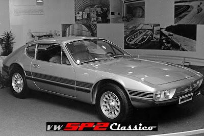 Protótipo VW SP2c