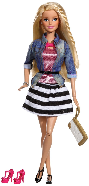 Ken Doll Barbie Style Frozen Yogurt Beach Cruiser