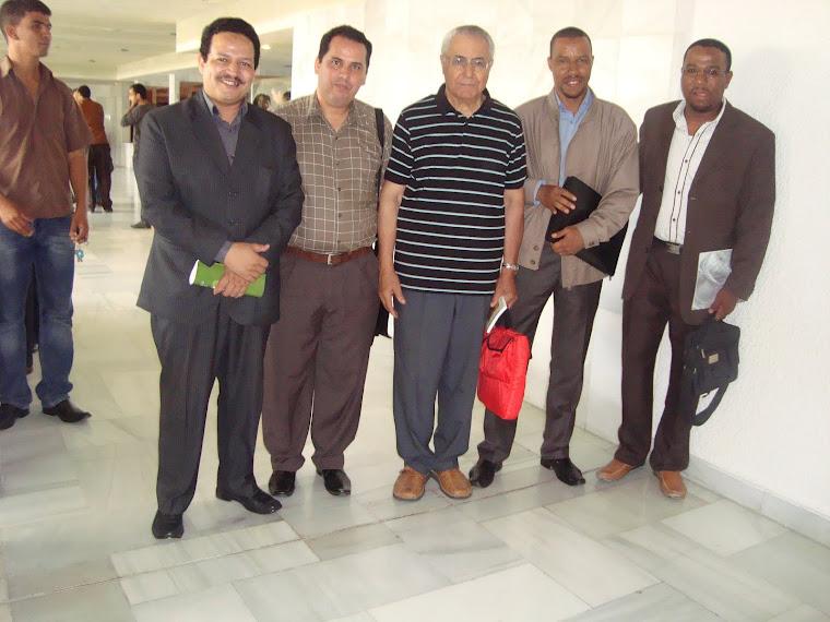 الملتقى الثاني للرواية في أكادير 2012م