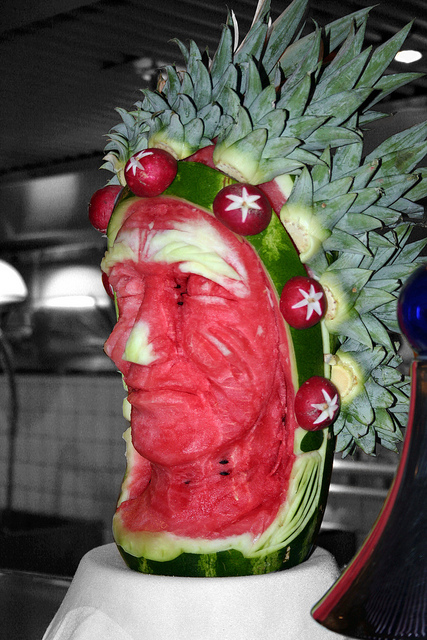 Amazing watermelon carvings everyday parties
