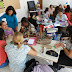 Professores aldeenses realizam curso de Braille