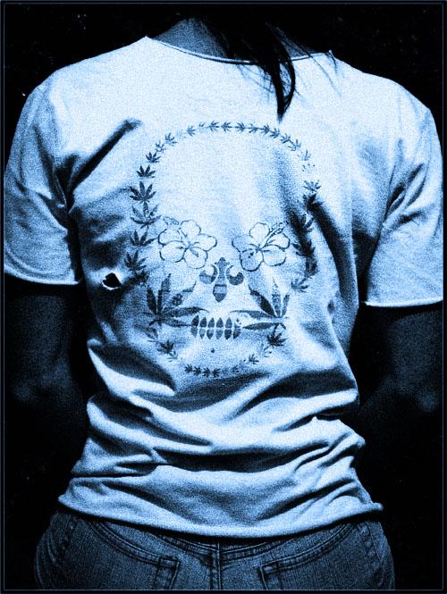 Psynopsis Lucien Pellat-Finet Skull T-Shirt