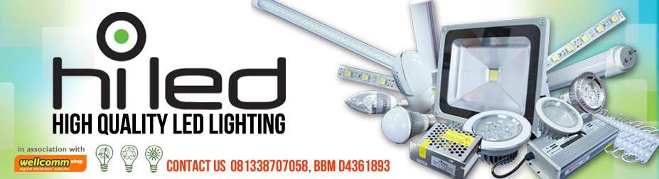 HiLED - Produk Baru Lampu LED,  Lampu LED untuk Rumah-Kantor-Toko-Hotel-Pabrik