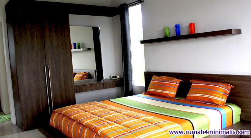 kumpulan gambar desain kamar tidur minimalis gambar