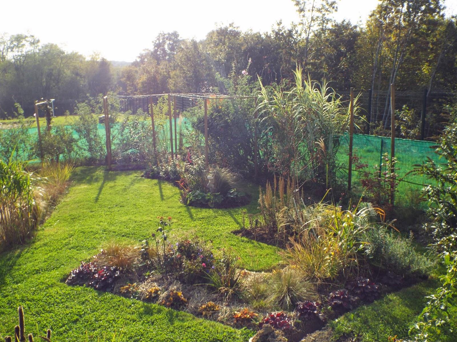 Jardin aux quatre saisons gros nettoyage au jardin for Nettoyage jardin printemps