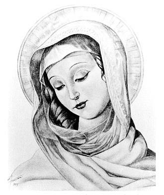 Mater Admirabilis. La Virgen del Colegio\