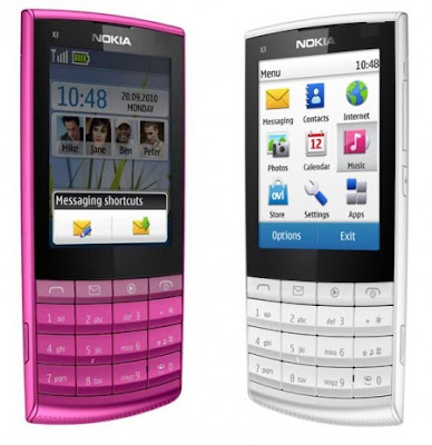 Download Free Firmware Nokia X3-02 RM-639 v.6.0 BI Only