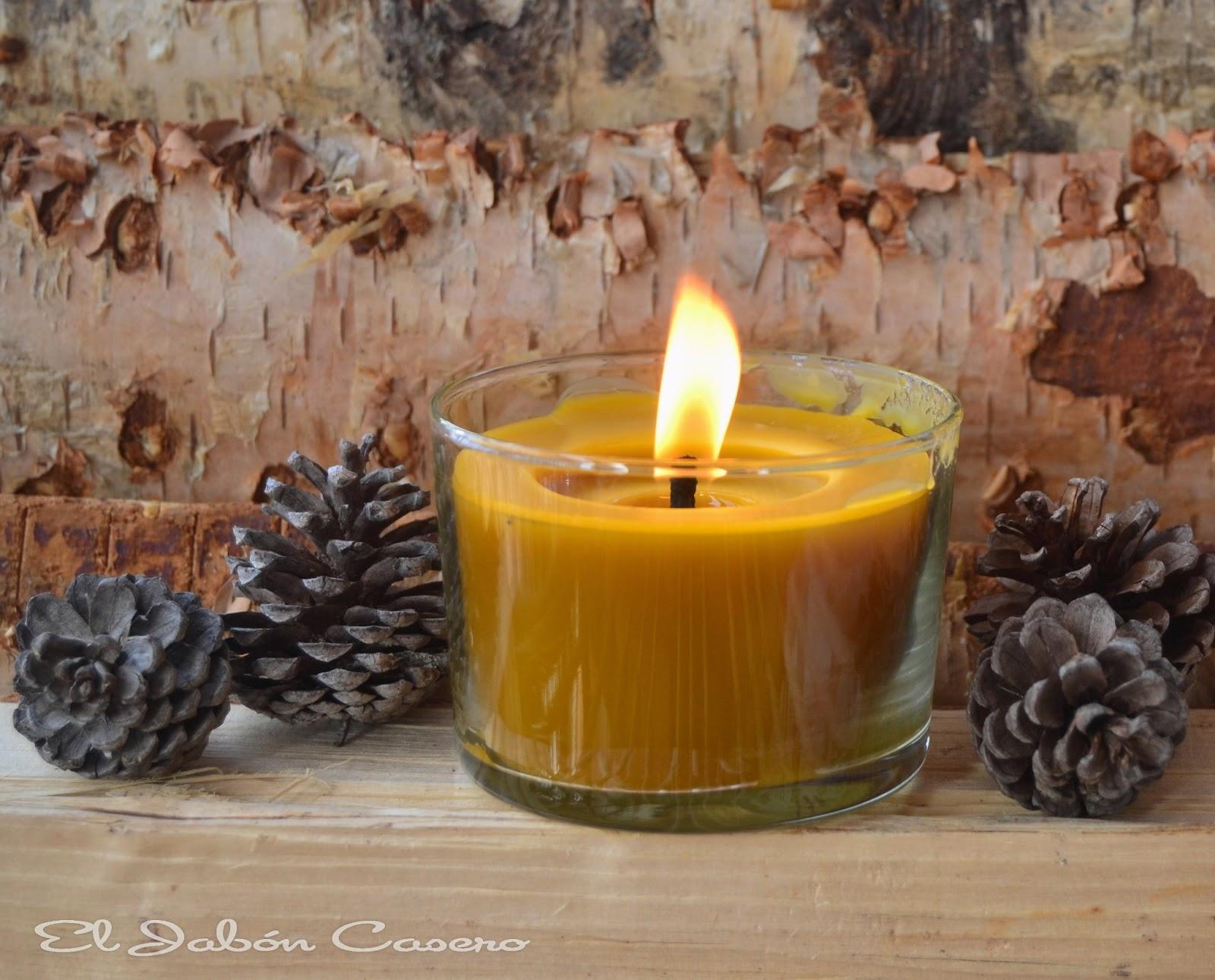 El jab n casero jabones y velas de miel regalos en navidad y dia de reyes - Velas de miel ...