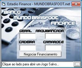 Estadio Finance Trapaceador - Brasfoot 2011