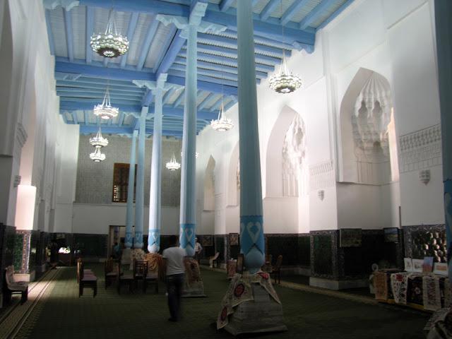 Uzbekistán, Samarcanda - madrasa Ulugbek