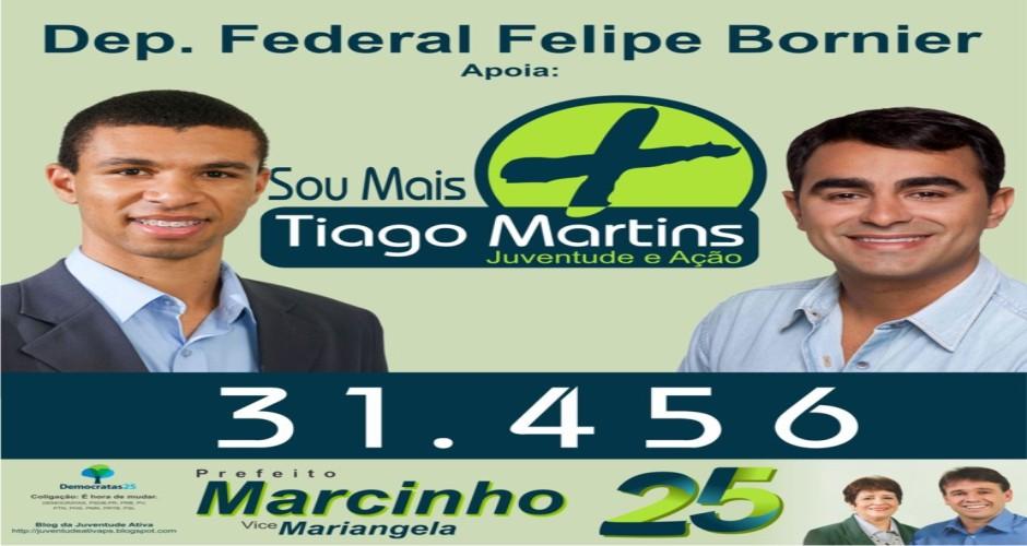 Sou Mais Tiago Martins 31.456