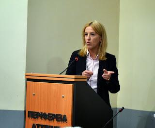 Ρένα Δούρου : Δέουσες απαντήσεις σε όσους έχουν αδύνατη μνήμη