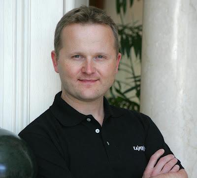 Dmitry Bestuzhev, director del Equipo de Investigación y Análisis para Kaspersky Lab