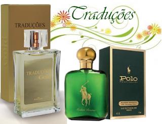 Essência do Perfume Polo | Traduções Gold nº 3 Masculina