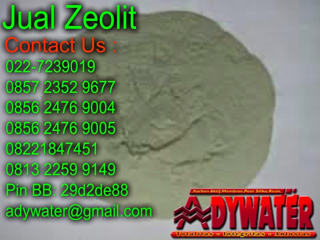Jual Zeolit Aktif | Jual Zeolit Powder