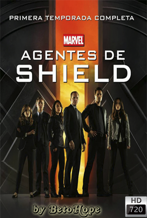 Agents of SHIELD Temporada 1 [720p] [Latino-Ingles] [MEGA]