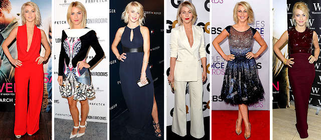 Julianne Hough, style icon, fashion