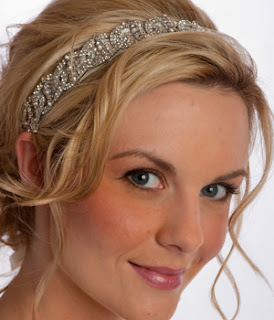 pearl bridal headbands
