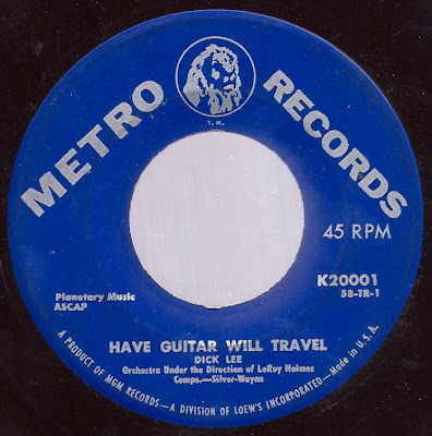 Dick Lee - Have Guitar Will Travel