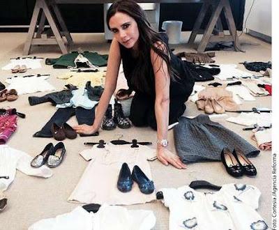 Victoria Beckham simpática y generosa