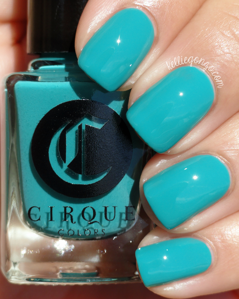 Cirque Colors Lady Liberty Metropolis Collection