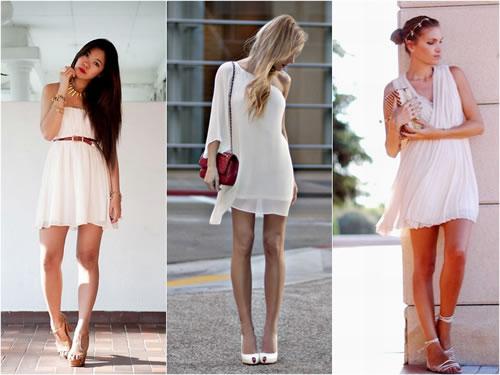 Look simples e sofisticado
