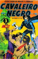 CAVALEIRO NEGRO, BLACK RIDER OU BLACK MASK
