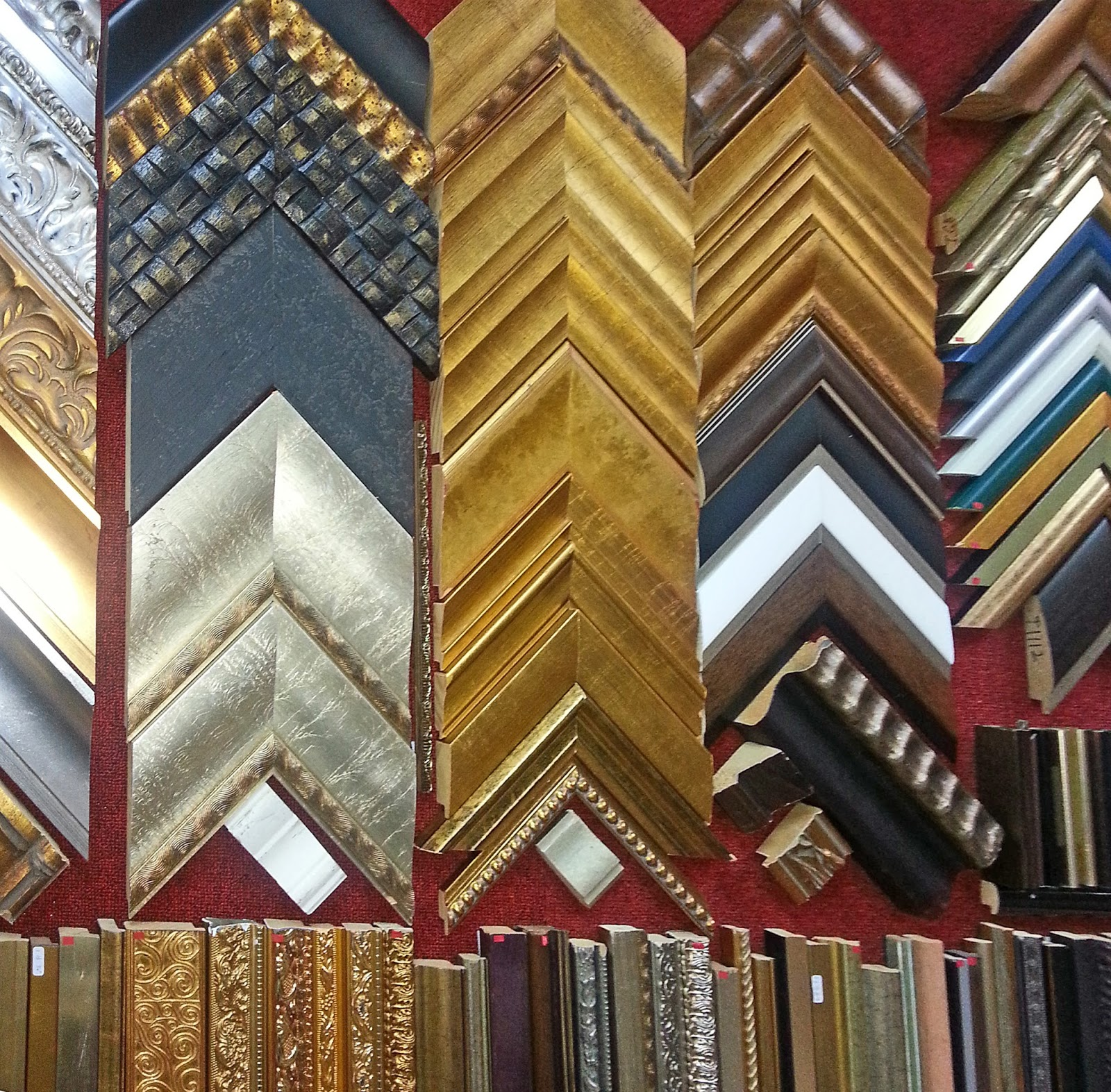 Frame shop in Kuala Lumpur - Talens Frames Gallery: Art Framing in ...