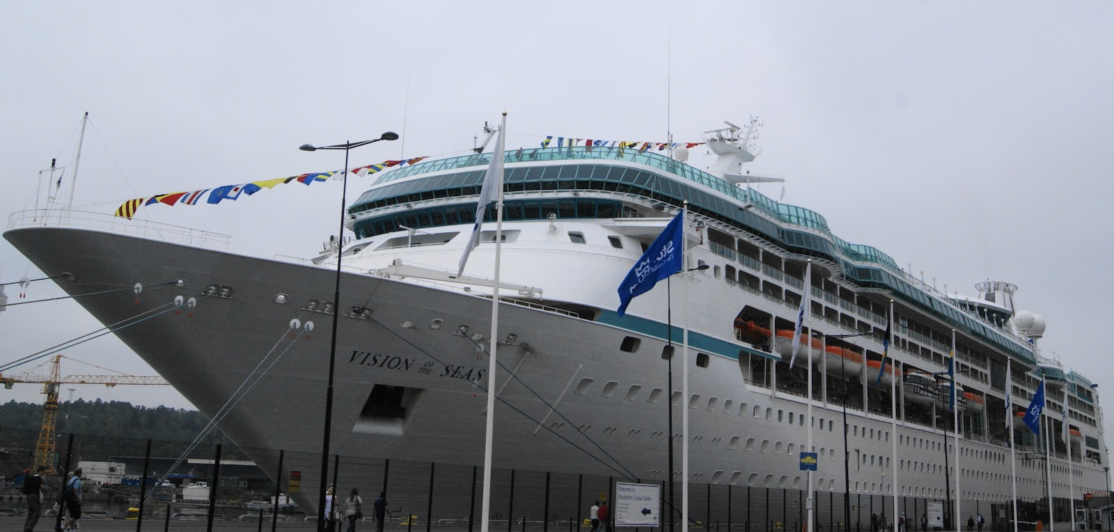 A Travel Blog From An Indian Perspective Scandinavia Cruise - Cruise ship copenhagen