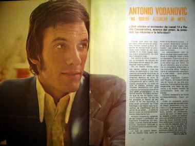 ANTONIO VODANOVIC