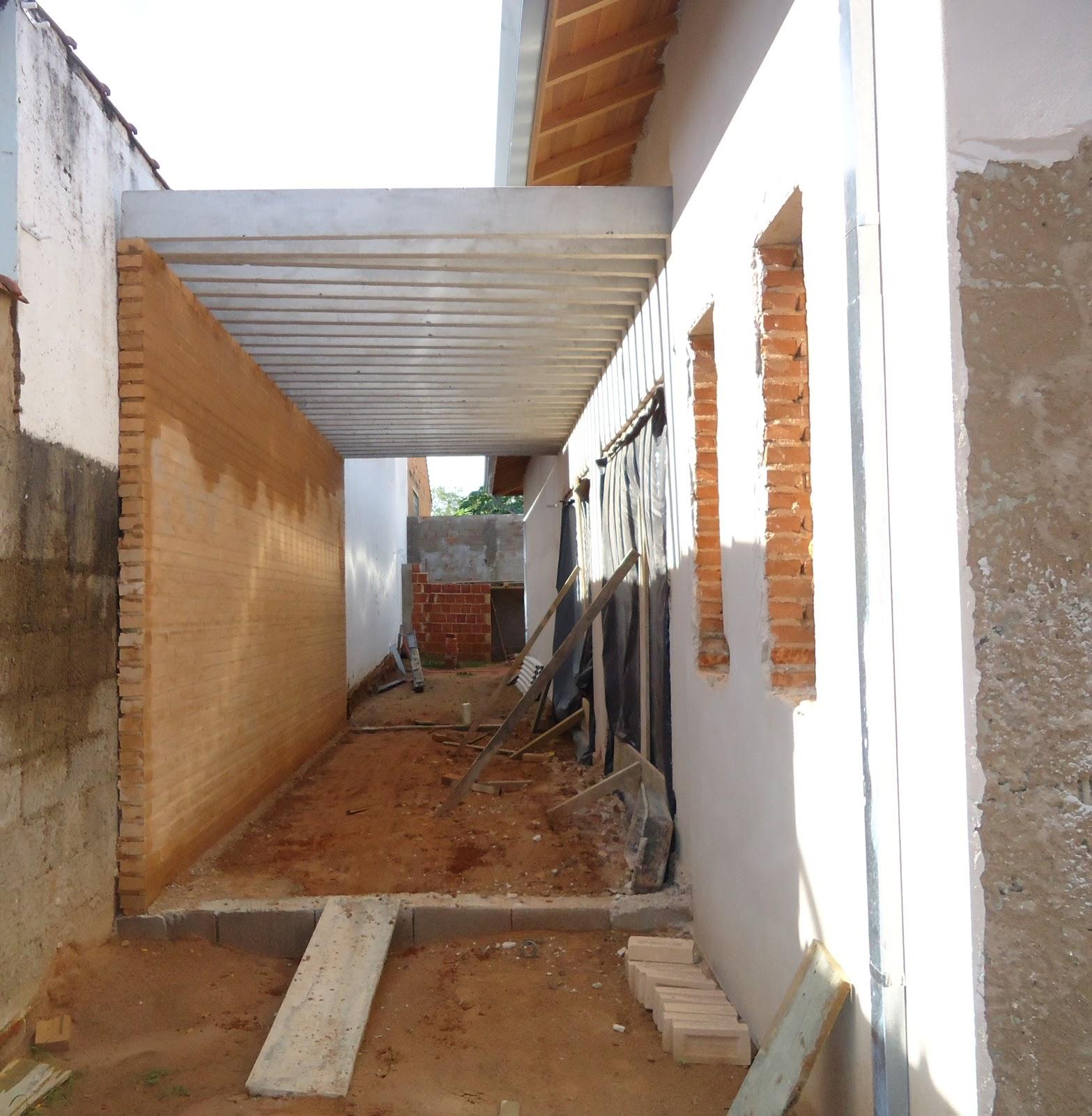 A casa n 5 muros e pergola - Modelos de pergolas ...