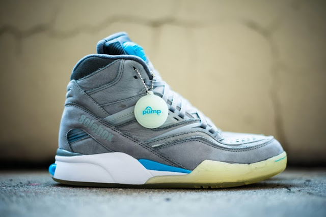 "Reebok Pump x Solebox ""Glow in the Dark"" Pack"