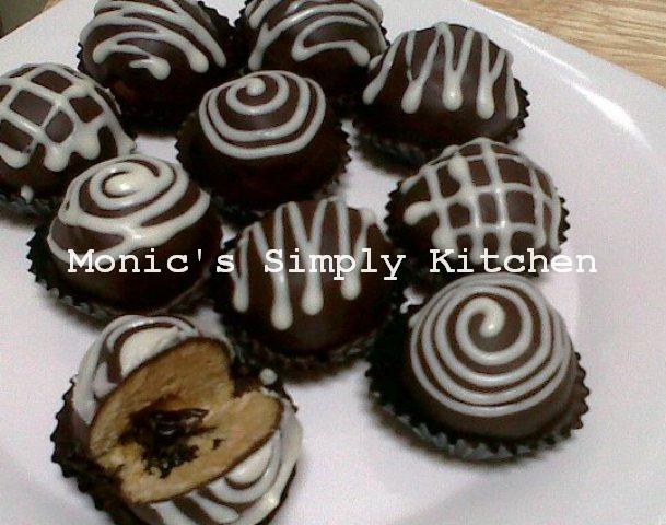 Resep Chocoball (Biscuit Truffle) Sederhana dan Praktis