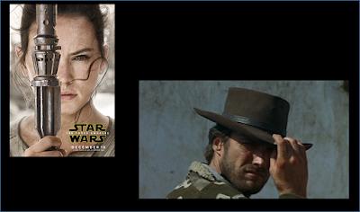 Daisy Ridley, Clint Eastwood