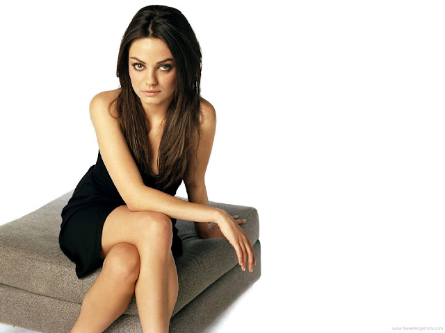 Mila Kunis Glamorous Photo Shoot