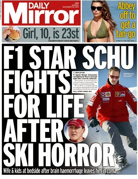 Michael Schumacher Kritikal Akibat Kemalangan ski