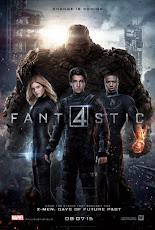 poster phim Bộ tứ siêu đẳng 2015