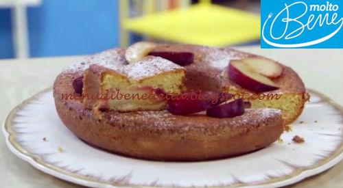 Ciambella con marmellata ricetta Parodi per Molto Bene