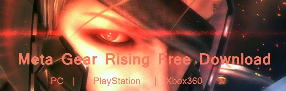 Download Metalgear Rising free
