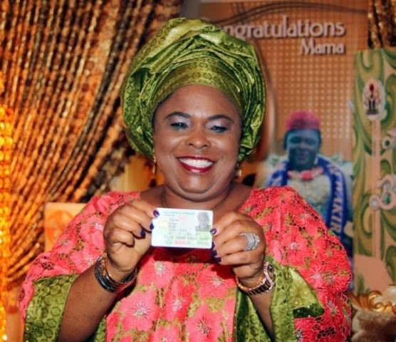 patience jonathan national id card