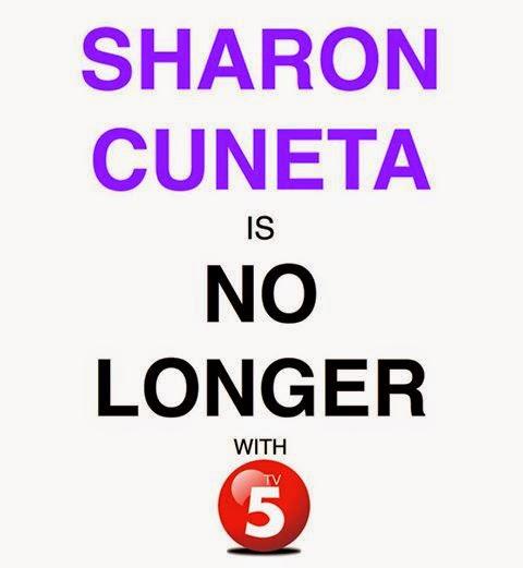 Sharon Cuneta leaves TV5