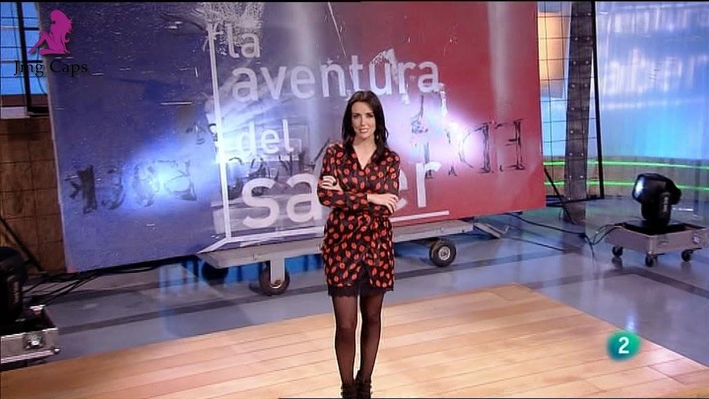 MARIA JOSE GARCIA, LA AVENTURA DEL SABER (20.01.15)
