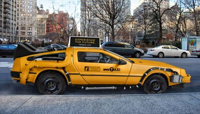 Future Taxi of New York