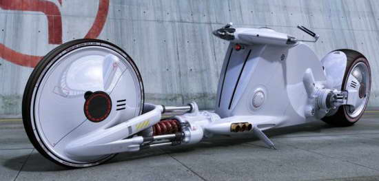 Snake-Road-Tron-Motorcycle