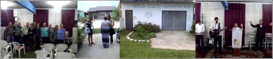 IGREJA CRISTÃ - Comunidade Cristo Reina